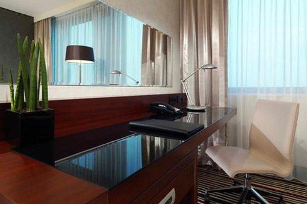 Frankfurt Marriott Hotel - фото 10