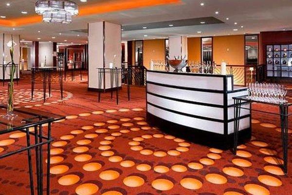 Frankfurt Marriott Hotel - фото 15