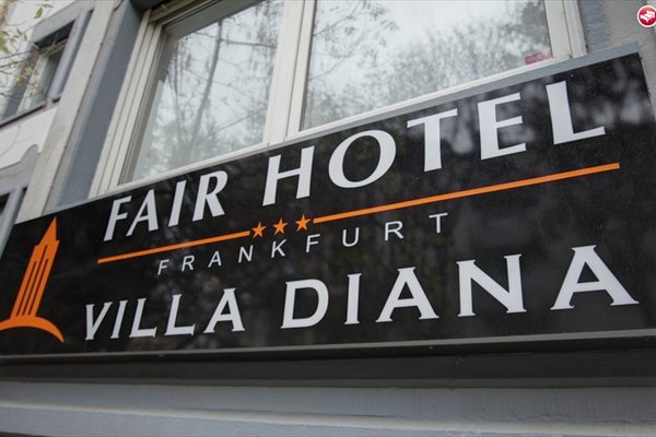 Fair Hotel Villa Diana - фото 15