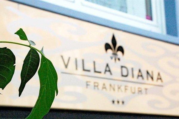 Fair Hotel Villa Diana - фото 17
