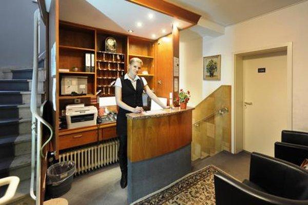 Fair Hotel Villa Diana - фото 18