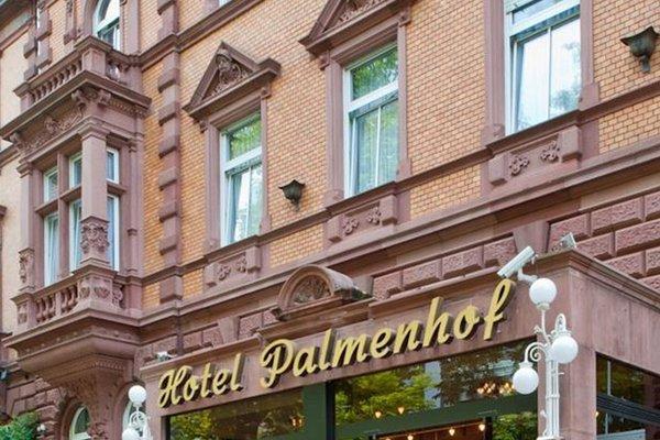 Hotel Palmenhof - фото 22