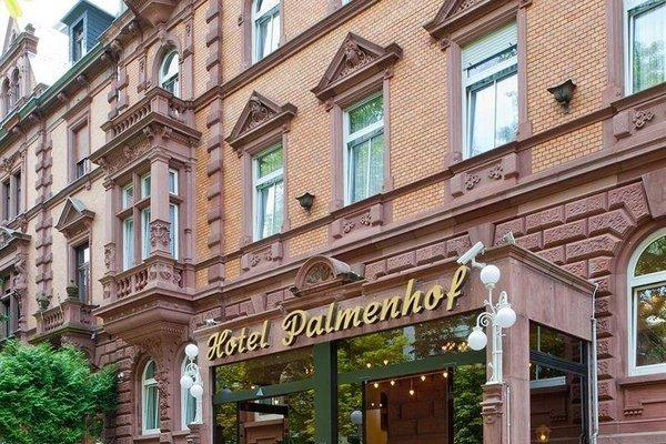 Hotel Palmenhof - фото 23