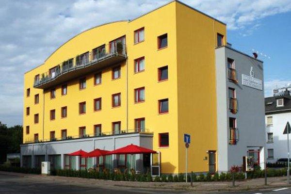 Hotel Rodelheimer Hof - Am Wasserturm - фото 22