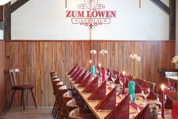Gasthaus zum Lowen - фото 9