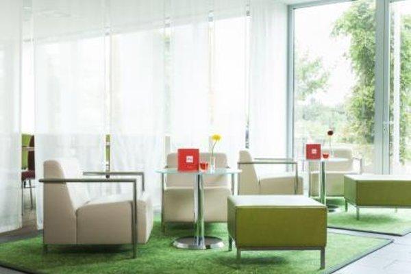 Park Inn by Radisson Frankfurt Airport - фото 7