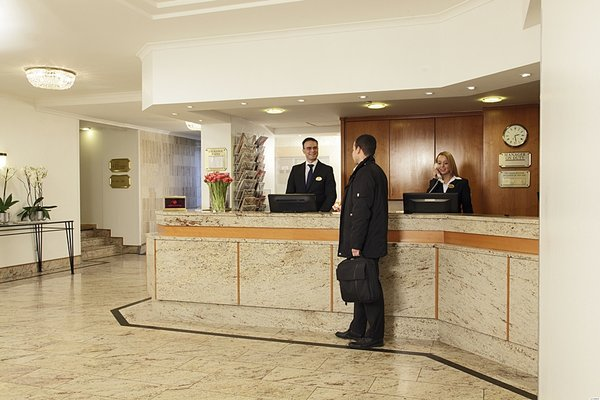 H4 Hotel Frankfurt Messe - фото 16