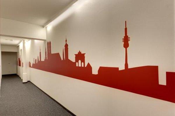 mk hotel frankfurt - фото 12