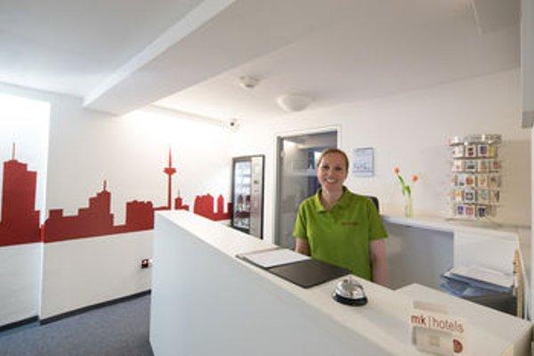 mk hotel frankfurt - фото 14