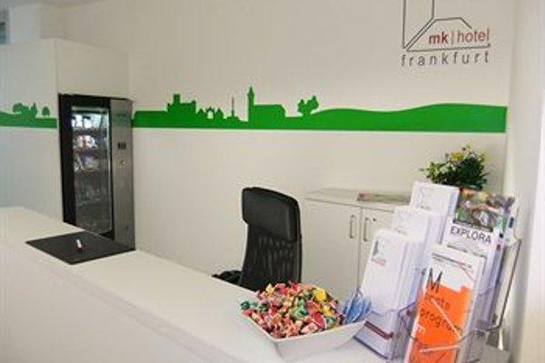 mk hotel frankfurt - фото 15