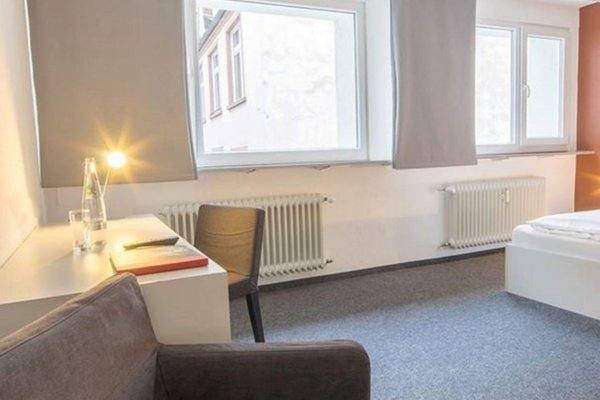 mk hotel frankfurt - фото 5