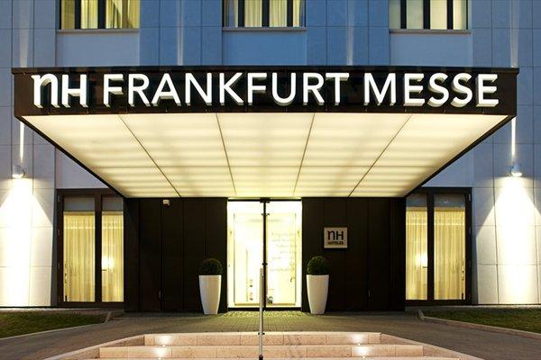 NH Frankfurt Messe - фото 18