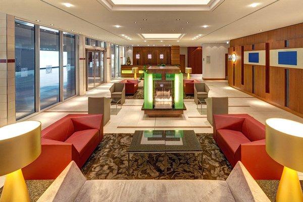 Hilton Garden Inn Frankfurt Airport - фото 11