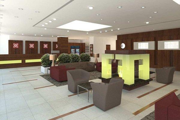 Hilton Garden Inn Frankfurt Airport - фото 14