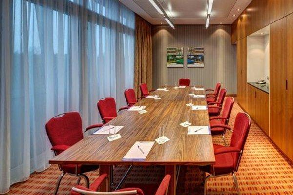 Hilton Garden Inn Frankfurt Airport - фото 16
