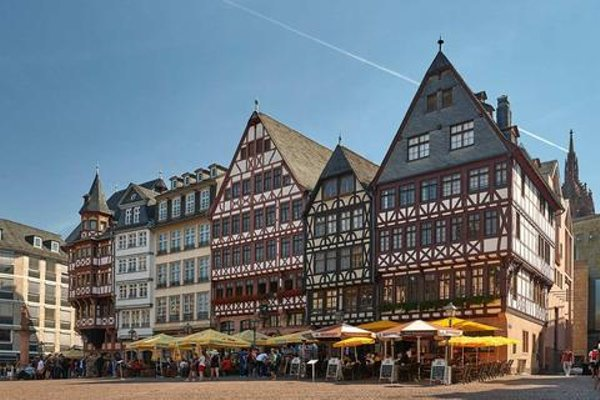 Hilton Garden Inn Frankfurt Airport - фото 21