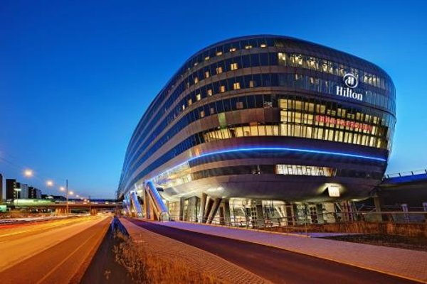 Hilton Garden Inn Frankfurt Airport - фото 48