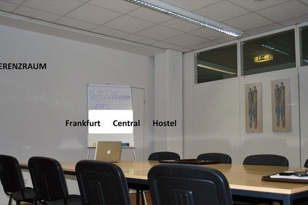 Frankfurt Central Hostel - фото 20