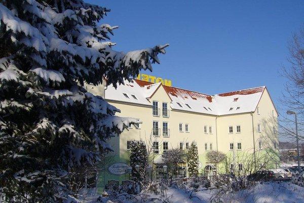 AKZENT Hotel Frankenberg - фото 23