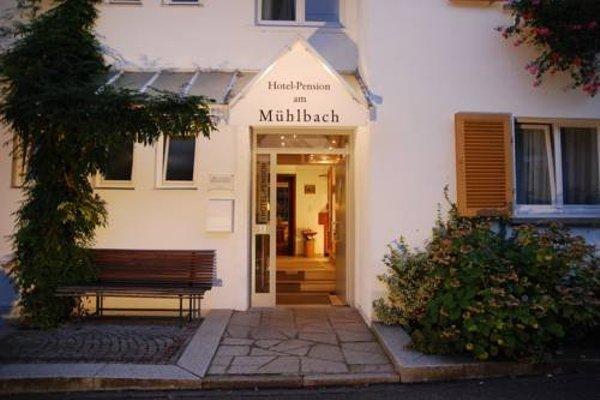 Hotel-Pension am Muhlbach - фото 11