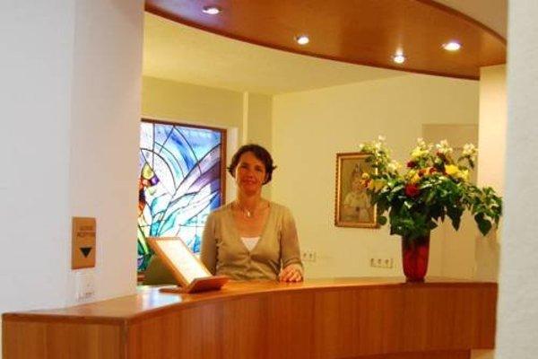 Hotel-Pension am Muhlbach - фото 7