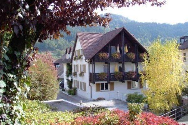 Hotel-Pension am Muhlbach - фото 9