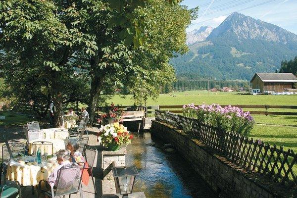 Sonnenbichl Hotel am Rotfischbach - фото 18