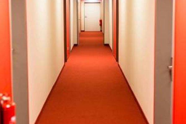 Serways Hotel Feucht Ost - фото 14