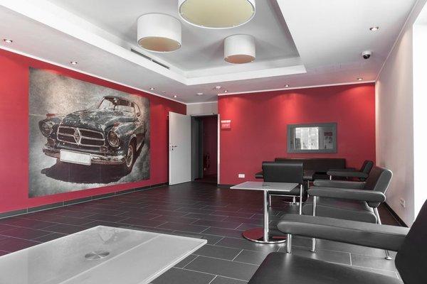 Serways Hotel Feucht Ost - фото 5