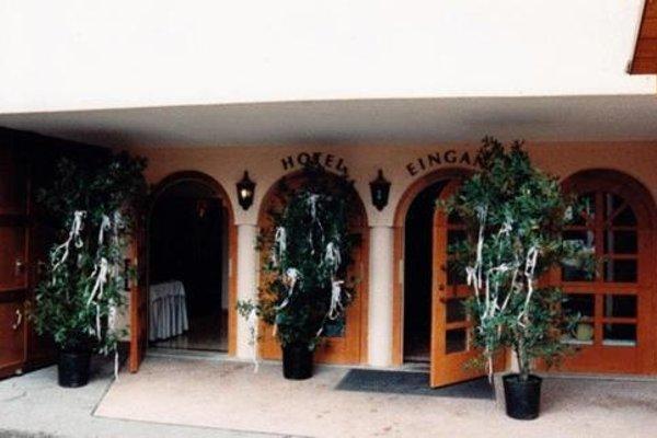 Hotel Traube - фото 18