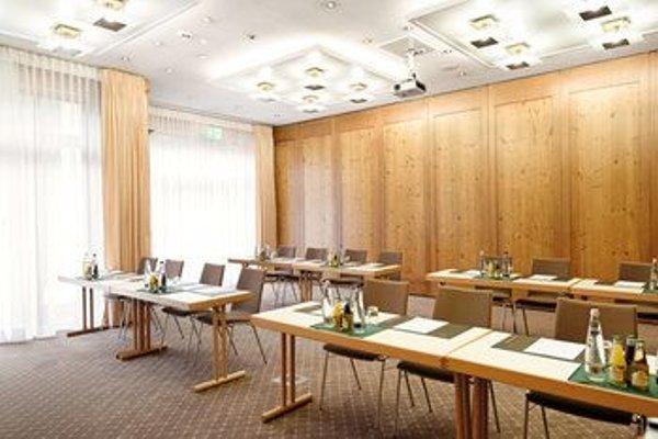 Bauer Hotel an der neuen Messe Munchen - фото 14