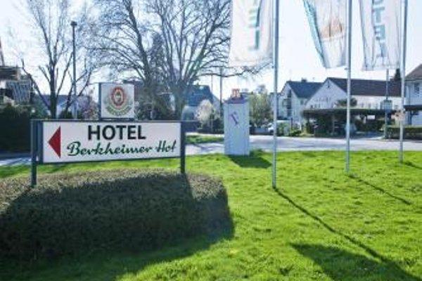 Hotel Berkheimer Hof - фото 18