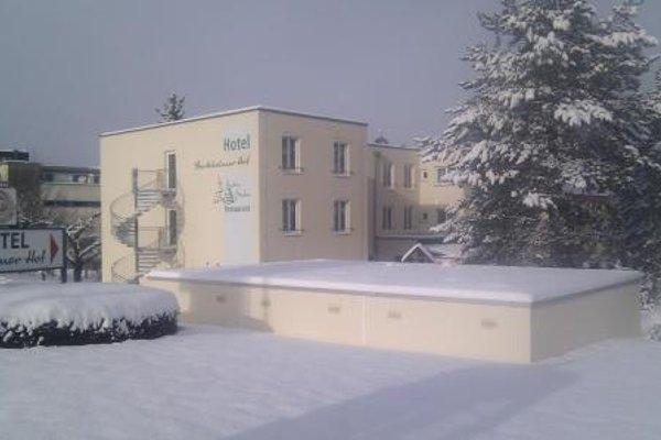 Hotel Berkheimer Hof - фото 23