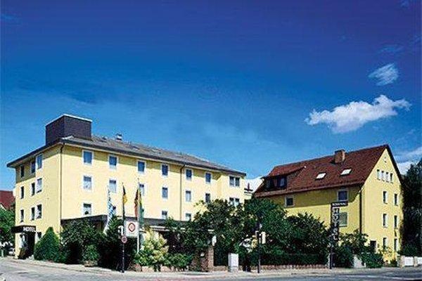 Businesshotel Rosenau - фото 22
