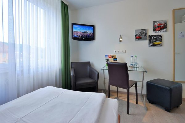 Businesshotel Rosenau - фото 5