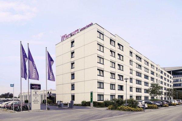 Mercure Hotel Frankfurt Eschborn Ost - фото 22