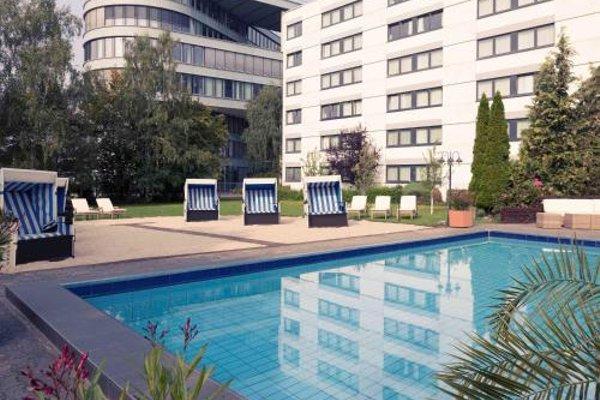 Mercure Hotel Frankfurt Eschborn Ost - фото 23