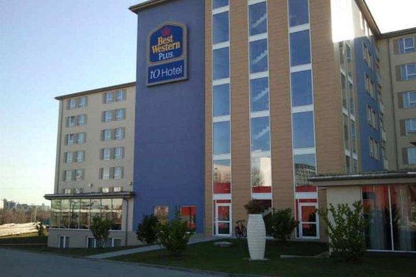 Best Western Plus iO Hotel - фото 23