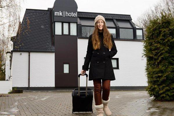 mk hotel eschborn - фото 21