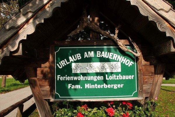 Loitzbauer Ferienwohnungen - фото 21