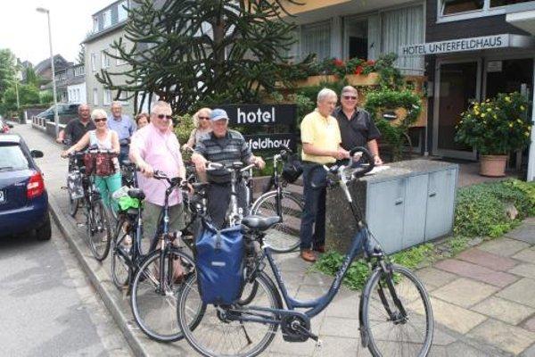 Hotel Unterfeldhaus - фото 16