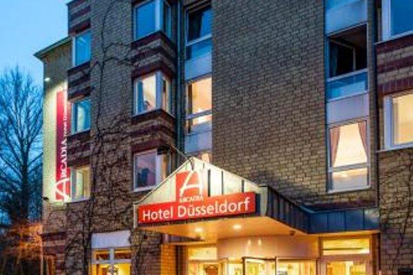 Arcadia Hotel Dusseldorf - фото 22