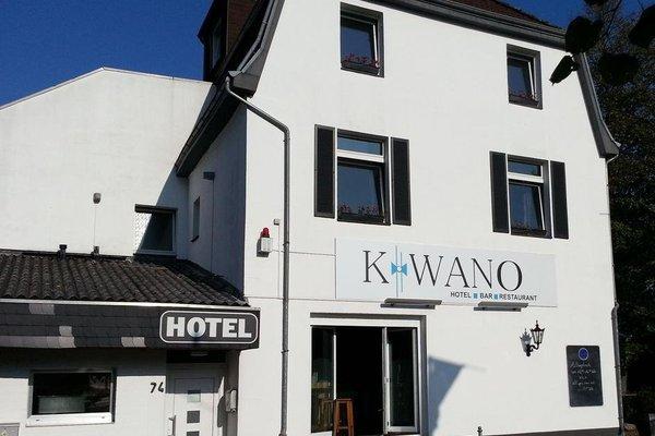Hotel Und Restaurant Kiwano - 19