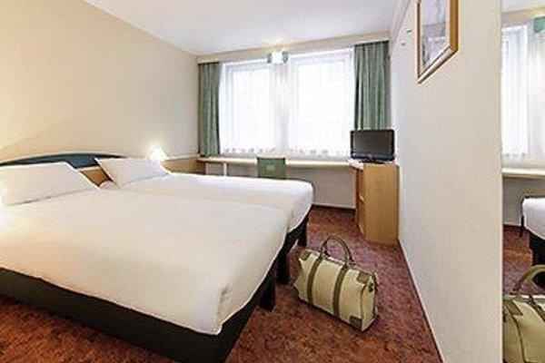 ibis Hotel Erfurt Altstadt - фото 9