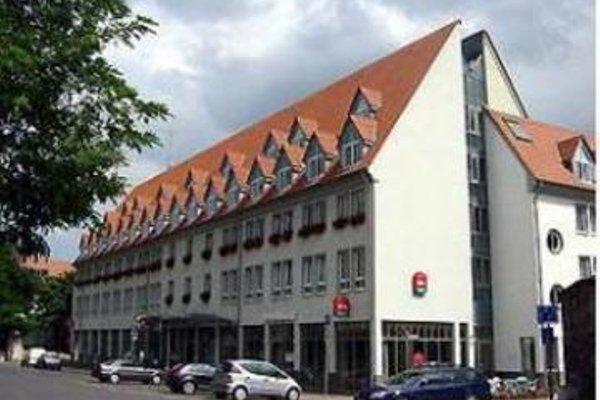 ibis Hotel Erfurt Altstadt - фото 22