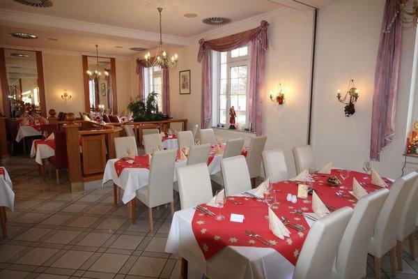 Landhotel Weisser Schwan - фото 14