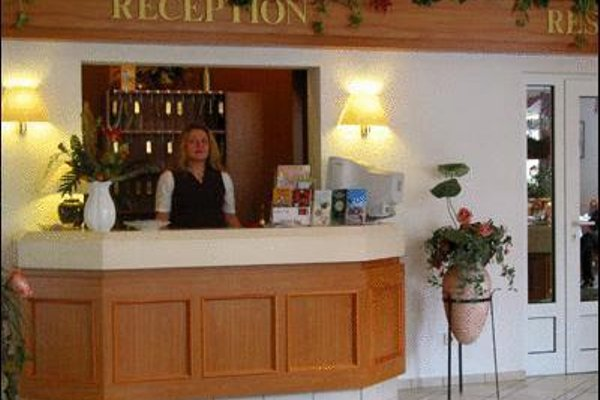 Landhotel Weisser Schwan - фото 16