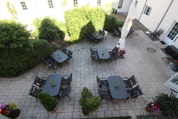 Landhotel Weisser Schwan - фото 21
