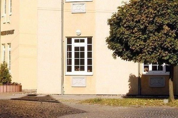 Landhotel Weisser Schwan - фото 23