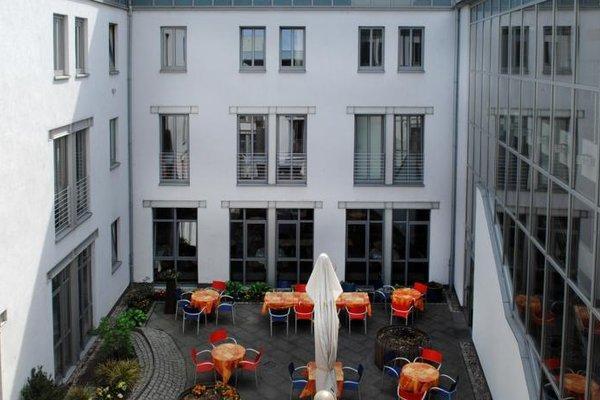 Hotel Kramerbrucke Erfurt - фото 21